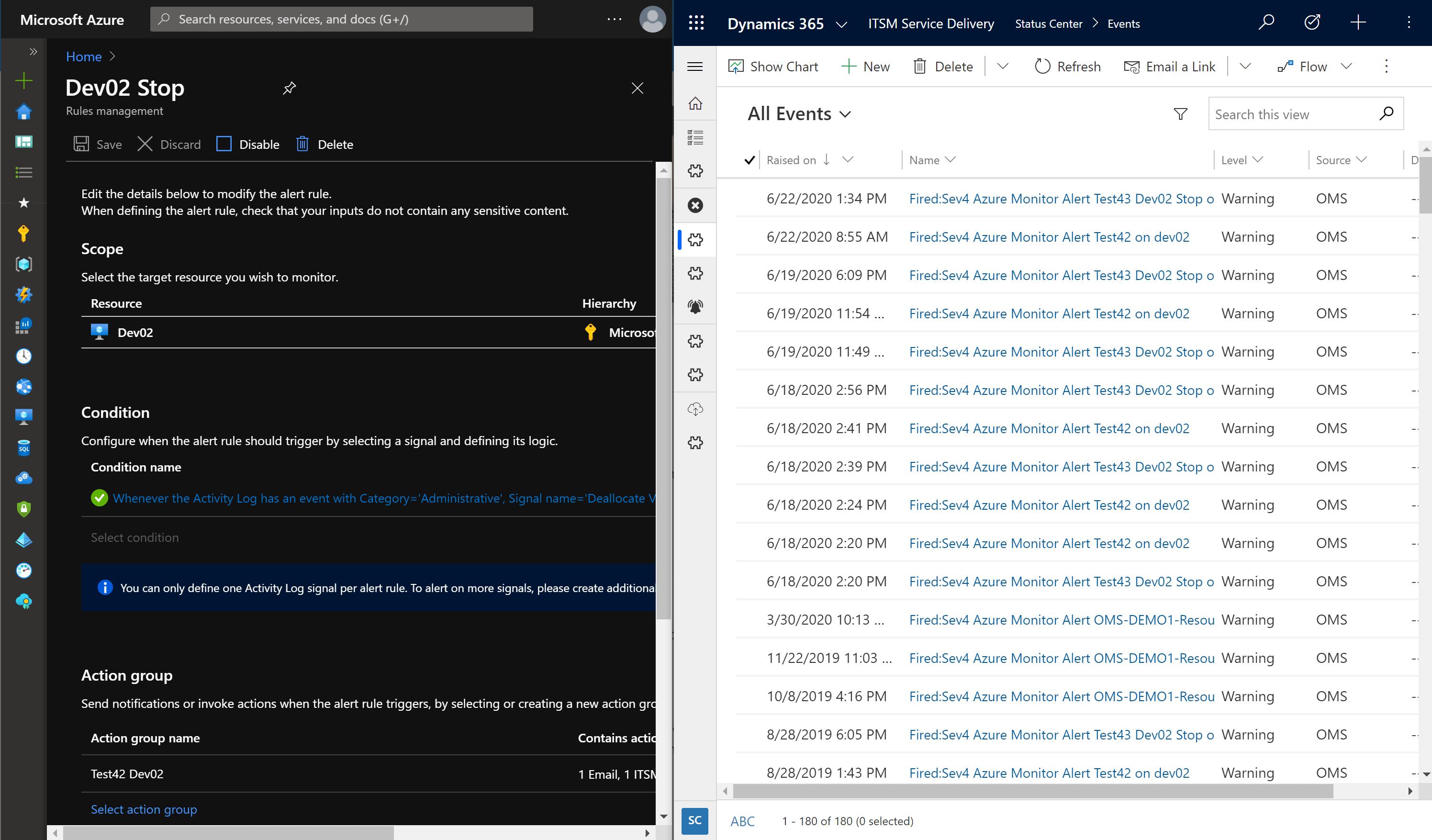 Microsoft Azure Monitor