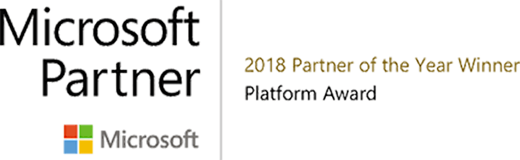 image of 2018 Microsoft Partner