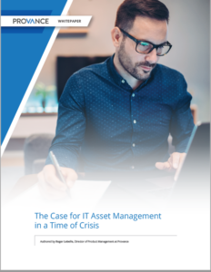 The Case for ITAM White Paper Image